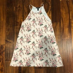 Forever 21 Pink Floral dress Size: S